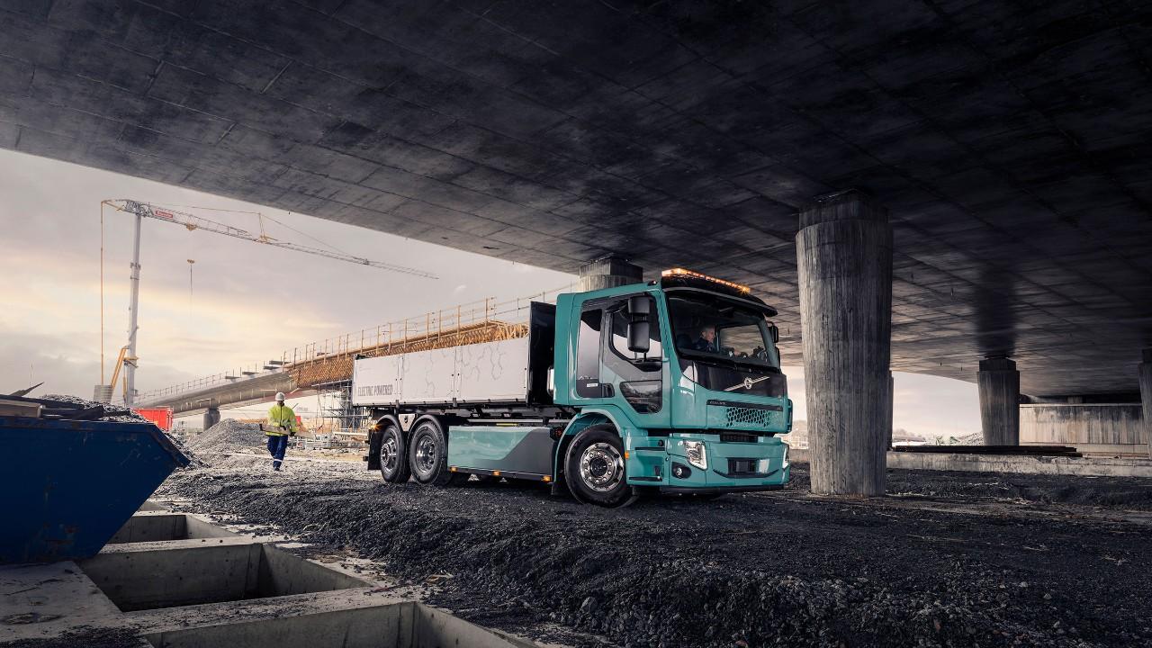 Le FE électrique Volvo